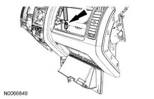 2010 ford escape hybrid a gps antenna up the dash nav system