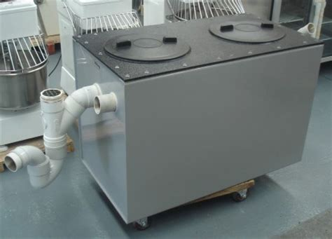 grease traps commercial kitchens restaurant equipment sold viking 250lt grease trap grease arrestor waste