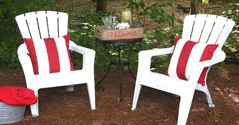 how to paint plastic outdoor furniture hometalk