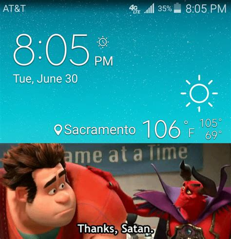 Hot As Hell Meme - it s hot as hell out here wreck it ralph know your meme
