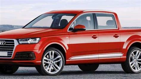Audi Truck 2020 by Audi Truck 2018 2020 Interior Picture Price