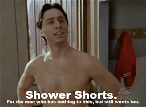 Shower Shorts by Heavy Steps Shower Shorts
