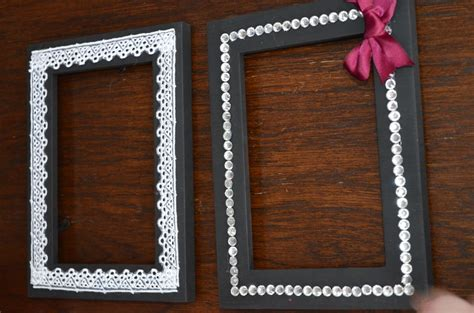 picture frame ideas the useful of decorated picture frames ideas tedx decors