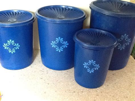 cobalt blue kitchen canisters 17 best images about vintage wants on pinterest mixing