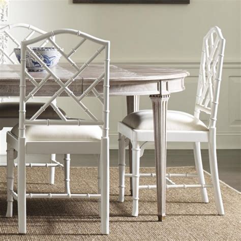 French Home Decor Catalog by Charlotte Chinese Chippendale Dining Chairs
