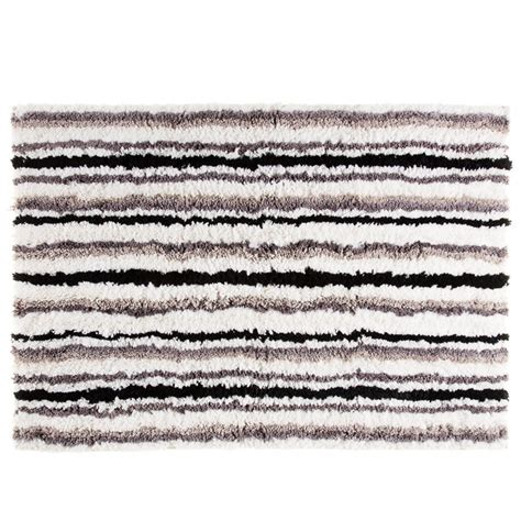 striped bath rugs oversized luxury striped bath mat bath mats