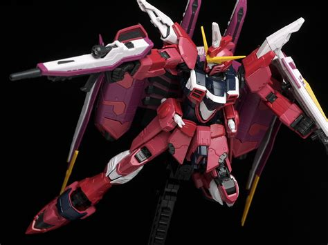 wallpaper gundam justice rg 1 144 zgmf x09a justice gundam best photoreview w no