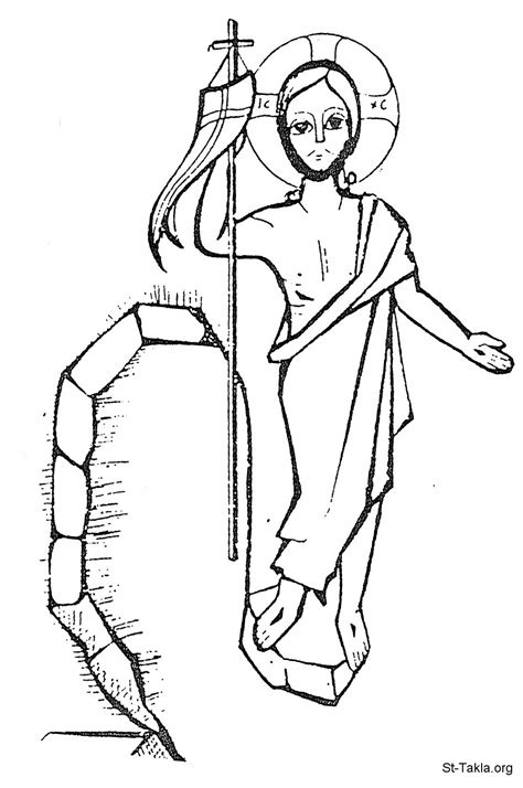 coloring pages jesus resurrection free coloring pages of resurrection jesus