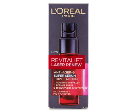 Serum Loreal Revitalift l or 233 al revitalift laser renew anti ageing serum