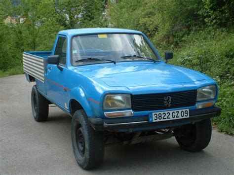 peugeot 504 pickup topworldauto gt gt photos of peugeot 504 pickup 4x4 dangel