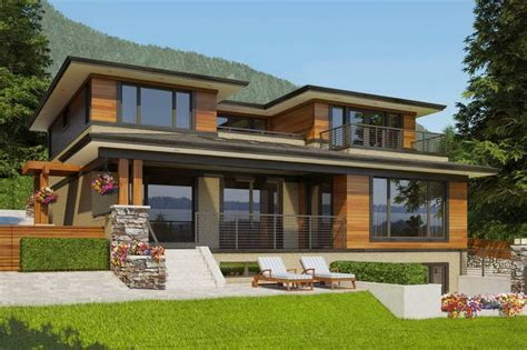 west coast contemporary architectural project pavel