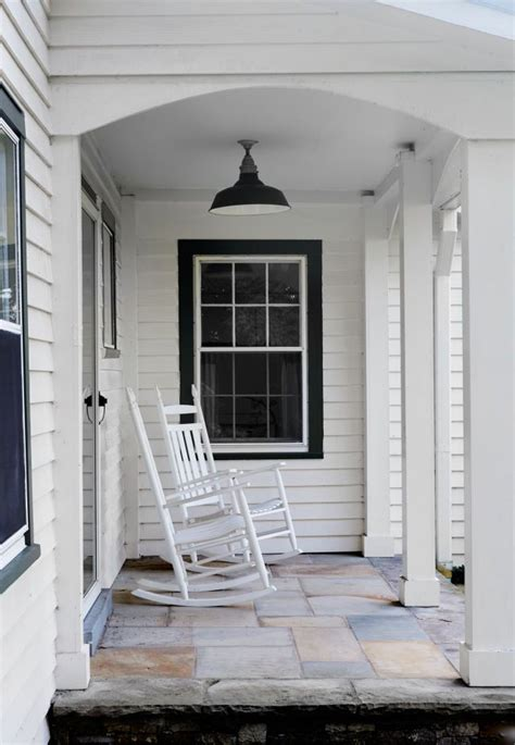 Black Trim Windows Decor This Tennessee Farmhouse Is The Epitome Of Southern Comfort Tennessee Black Window Frames And