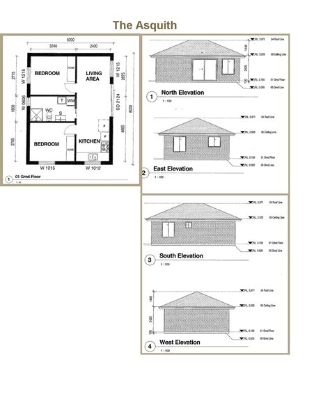 1 bedroom granny flat floor plans all purpose homes granny flat designs and 1 bedroom floor