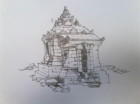 gambar sketsa  bisa  jadikan referensi