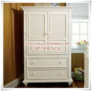 Almari Baju Minimalis 2 almari baju minimalis 2 pintu almari baju almari pakaian furniture jati minimalis furniture