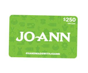 Joann Gift Cards - free jo ann gift card coupon giveaway free product sles