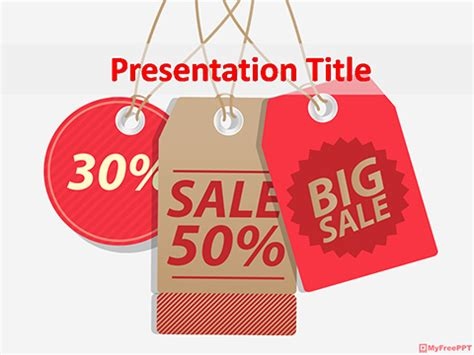 powerpoint coupon template free discount powerpoint