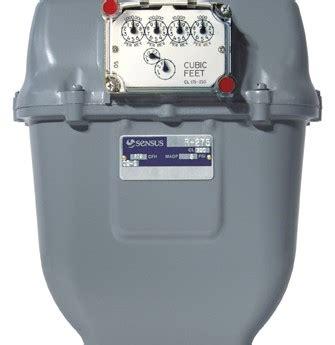 Regulator Gas Modern Gas Meter sensus residential and domestic diaphragm meters the