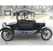 Restored 1922 Ford Model T Roadster For Sale