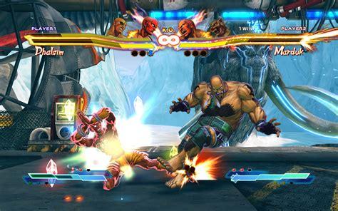 fighter x tekken screenshots geforce fighter x tekken screenshots geforce