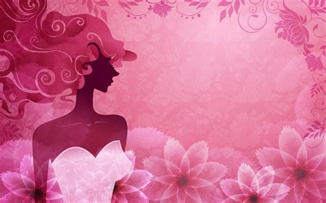 wallpaper girl pink pink color background wallpaper high definition high