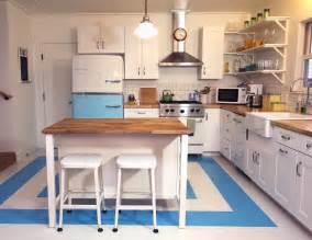 Green And Yellow Kitchens - big chill retro fridges big chill retro refrigerator