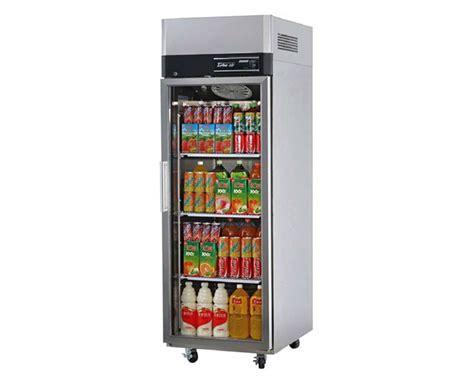 Turbo Air Kr25 1g Top Mount Glass Door Refrigerator Turbo Air Glass Door Refrigerator