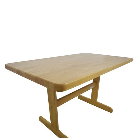 cost plus dining table 90 cost plus cost plus butcher block dining table