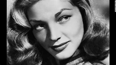 lauren bacall died actress lauren bacall dies at 89 cnn com