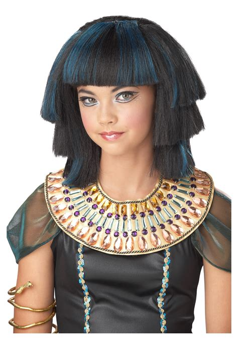 modern egyptian hairstyles egyptian stepped layers wig
