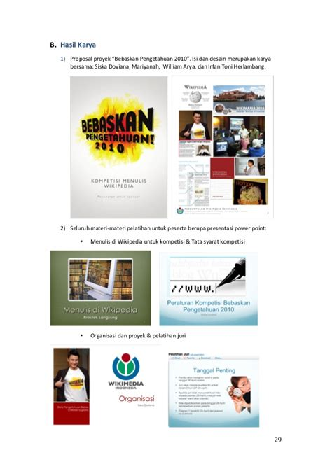 magang desain grafis jakarta laporan magang wikimedia indonesia