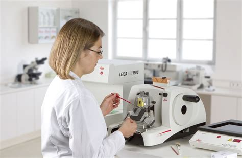 microtome sectioning leica rm2125 rts product leica biosystems