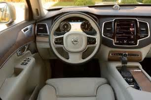 Volvo Xc90 2015 Interior Volvo Xc90 Review Pictures Auto Express