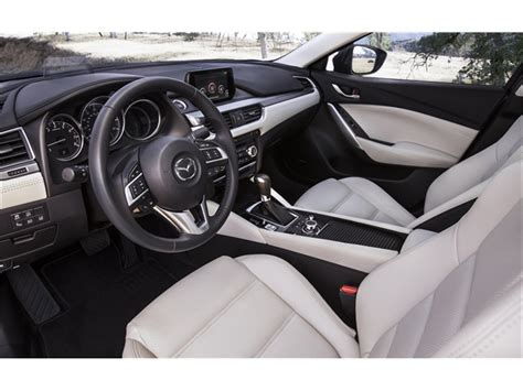 Mazda 6 Sand Interior by 2016 Mazda Mazda6 4dr Sdn I Sport Specs And Features U S News World Report