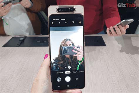Samsung Galaxy A80 Caracteristicas Y Especificaciones by Samsung Galaxy A80 El Primer M 243 Vil Con C 225 Mara Rotatoria Giztab