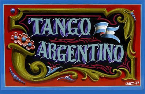 imagenes artisticas de tango gustavo ferrari fileteado porte 241 o