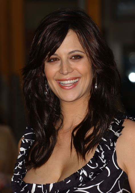 hair cut good witch catherine bell photos photos la premiere of bruce