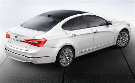 How Much Is The Kia Cadenza Take 2014 Kia Cadenza Attacking Entry Luxury