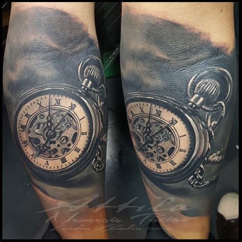 watch tattoo designs pocket tattoos pocket