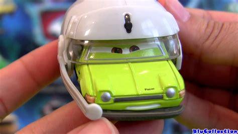 Prof Z Acer With Helmet Disney Pixar Cars cars 2 toys acer with helmet moments diecast professor z disney pixar review