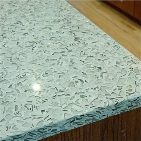 Recycled Glass Countertop by Glassslab From Glass Recycled