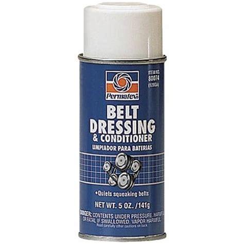 permatex 80074 belt dressing conditioner 6 oz aerosol