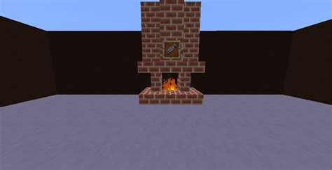 How To Build A Fireplace Minecraft by How To Build A Cool Fireplace In Minecraft Bc Gb
