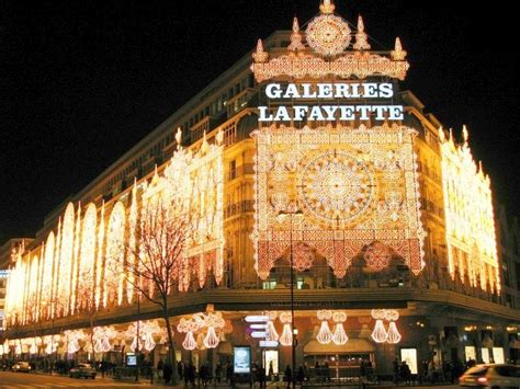 galerie le galeries lafayette decided to boom in 4 cities the