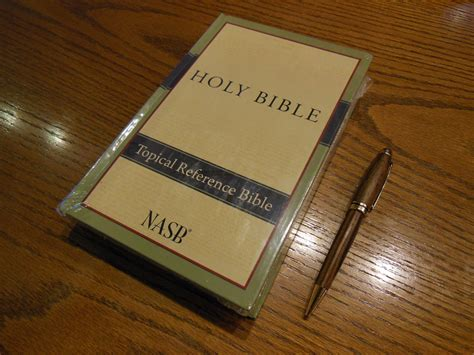 nasb bible review of the lockman foundation snyder s soapbox