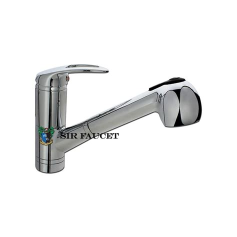 pull out spray kitchen faucets sir faucet 708 pull out spray kitchen faucet