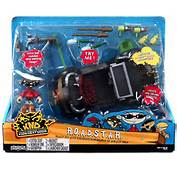 Codename Kids Next Door ROADSTAR Vehicle On Sale At ToyWizcom