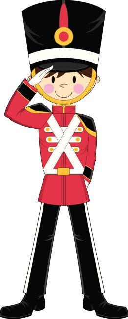 nutcracker tin soldier vector illustration of an adorably nutcracker style soldier soldiers and