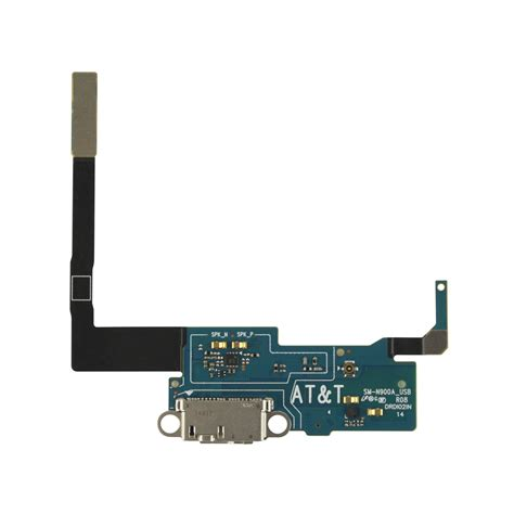 Port Usb Note 1 galaxy note 3 n900a micro usb dock port assembly fixez