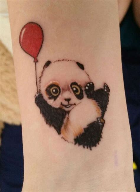 panda with tattoo 24 small panda bear tattoo ideas for girls styleoholic